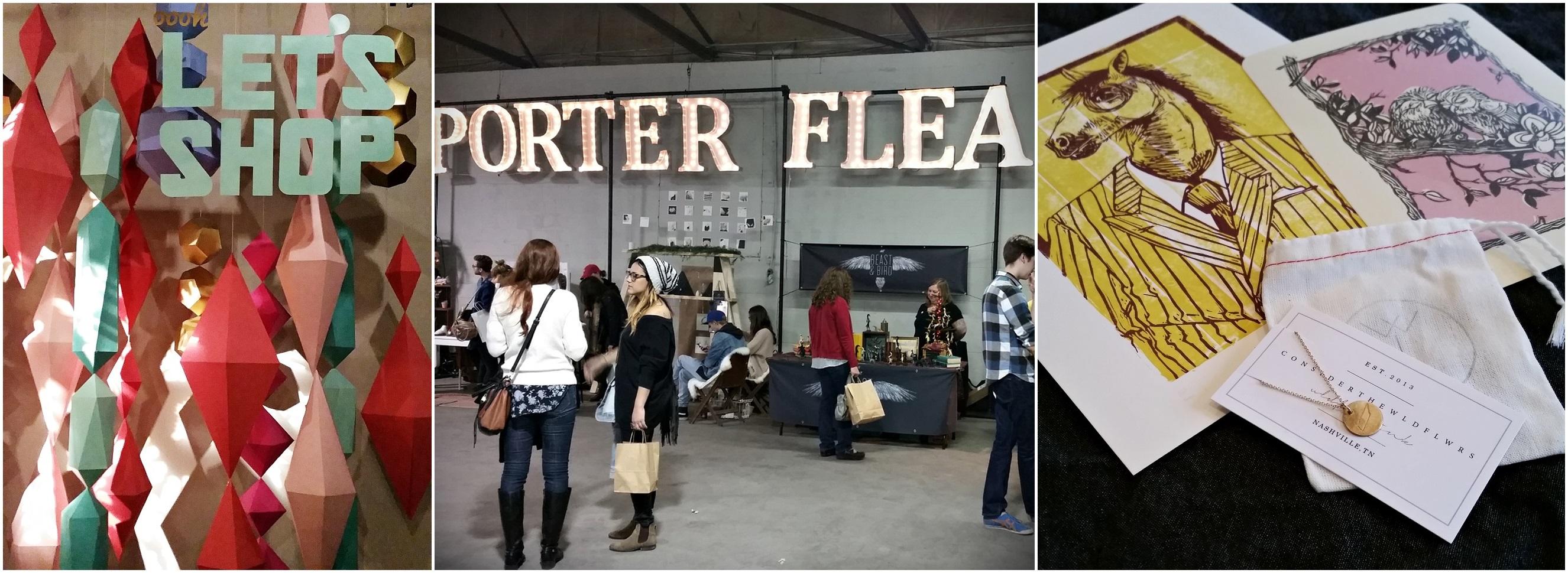 Porter Flea-tile