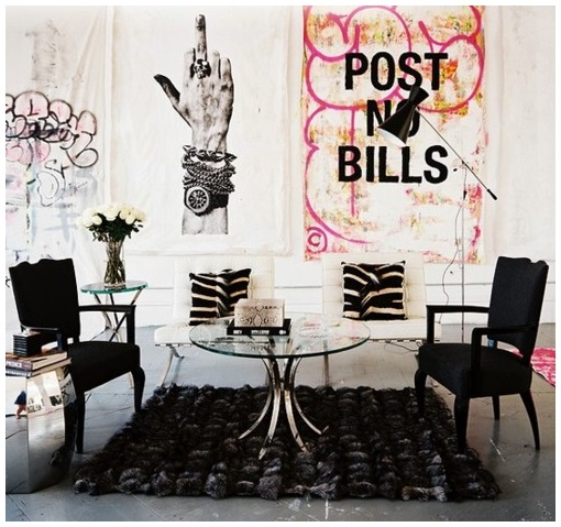 FUck you_post no bills-tile