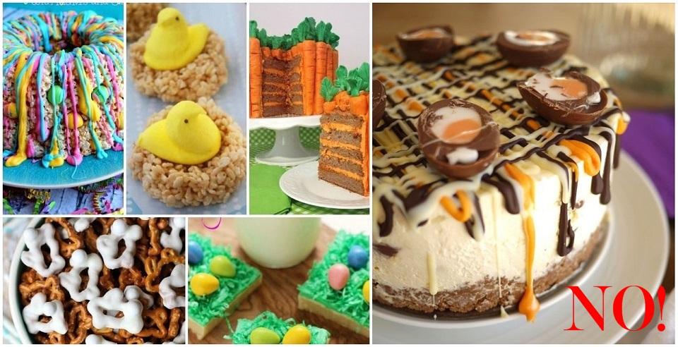 Easter Dessert-horz