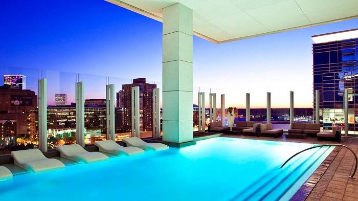 2_Atlanta - W Hotel_Pool