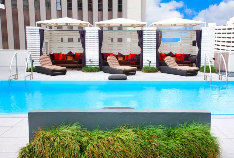 3_New Orleans -Le Meridien Hotel