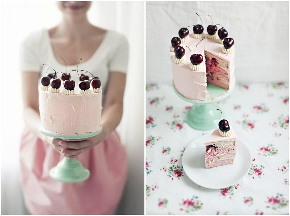 Cherry Cake-tile