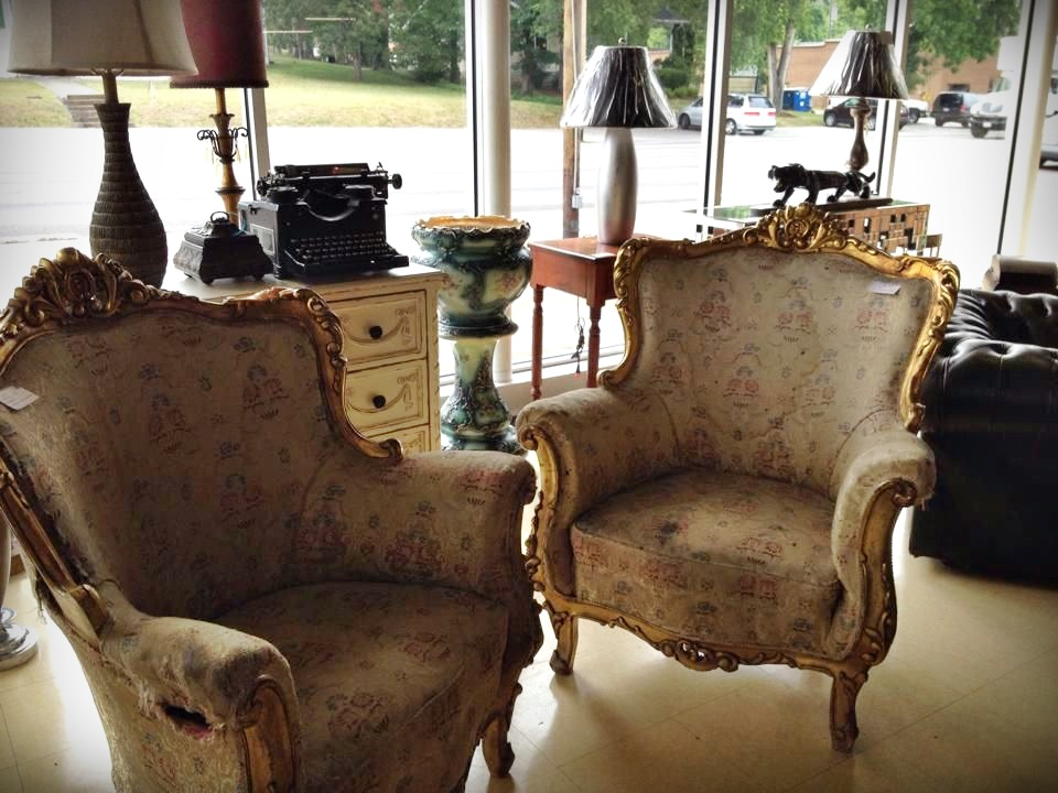 Favorite Finds: High-End Antique Furniture, Vintage Chairs, and Rare  Collectibles - Tara's Antique Mall Archives - Flock South